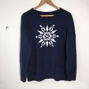 Tommy Hilfiger Snowflake Sweater